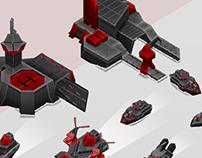 Fortress: Destroyer by Ninja Kiwi