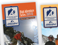 Arapahoe Basin season campaign materials