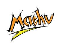 * MACHU * beer brand