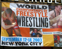 World Championships of Freestyle Wrestling event