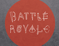 Battle Royale Posters
