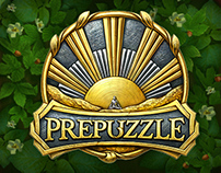 Prepuzzle - HTML5 game for iPad