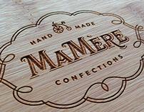 MaMere Logo Engrave