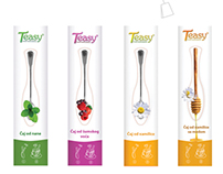 Tea spoon packaging