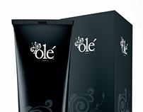 Olé Paris - Creme Visage - 3D Packaging