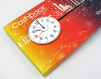 Cashback DVD Package