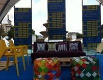 Festilectura -Public Spaces - Event Design