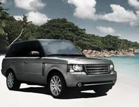 Range Rover - Golf Challenge 2010