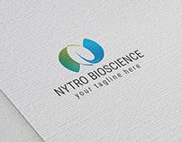 Nytro Bioscience - Logo Template