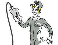 Automobile Airbag Repair: Storyboard