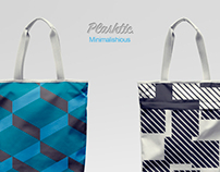 Minimalishious - PLASHTIC TOTE SERIES