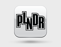 PLNDR iPhone App