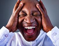 Ezbie Moilwa Album Cover Shoot