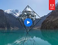 Adobe Dimension Tutorial project for Adobe