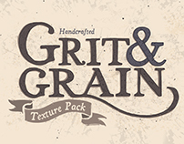 Grit & Grain - Texture Pack with free sample