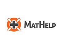 MatHelp - Logotype