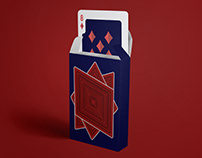 Outer Space Playing Cards