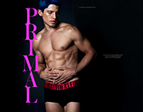 PRIMAL_Published in Dorian Magazine Spring #28