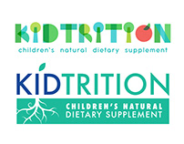 KIDTRITION | Logo & Packaging