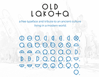 Old Lakota-Ancient Type for a Modern World