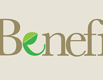 Benefits by Nature (logo design)