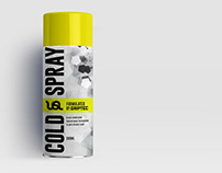 USL Sport Cold Spray