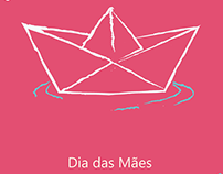 Cartão virtual de Dia das Mães 2018