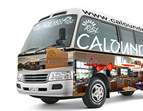 Caloundra RSL Bus Wrap