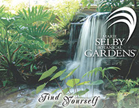 SELBY GARDENS ANNIVERSARY AD