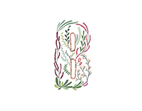 London botanic museum // Branding