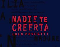 """Narrativas transmedia - Book Trailer: Nadie te creeria"