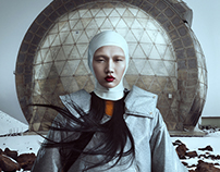 SOLAR STORM editorial for NOI.SE magazine UK