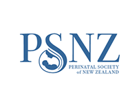 Logo for the Perinatal Society of New Zealand