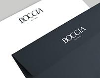 Boccia Est.1944 | brand identity
