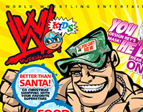 WWE Kids Magazine  I