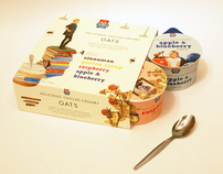 Quaker Oats Packaging
