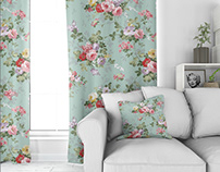 Curtains Mockup Pack