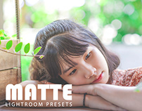 Matte - Free Lightroom Presets