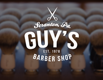 GUY'S BARBER SHOP