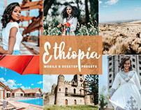 Free Ethiopia Mobile & Desktop Lightroom Presets