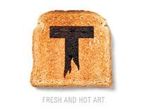 Toasters //  Branding