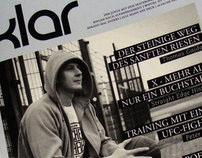KLAR - Magazin für Sport, Kultur und Unterhaltung