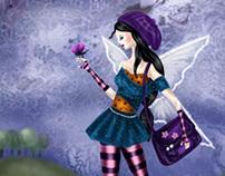 Hilltop faery
