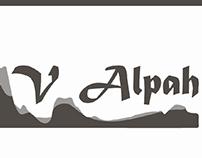 Логотип для кальянной при Швейцарском ресторане