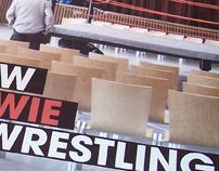 W wie Wrestling - Wrestlingbegriffe von A-Z
