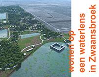The Waterlens; Design study; Haarlemmermeer; Holland