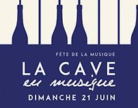 La Cave en Musique // Caves Monmousseau