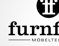 furnflex Möbelteile - logo and business card draft