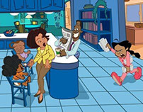 Disney's The Proud Family Comic Strip