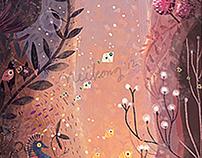 Undersea painting